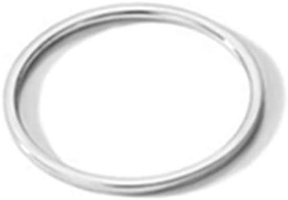 14mm Saicowordist KPOP BTS V Gleicher Absatz Joint Ring Retro-Stil Pers/önlichkeit Superfein Joint Schwanz Ring Fan hei/ßer Verkauf Geschenk