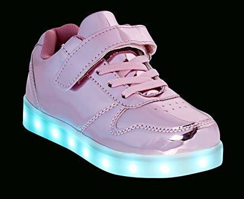 gleam kicks led shoes