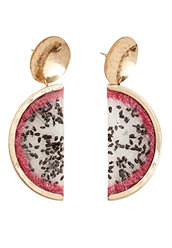mango-womens-fruit-earrings-gold-one-size