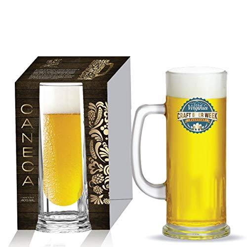 Caneca Chopp/Cerveja Europa M 300ml