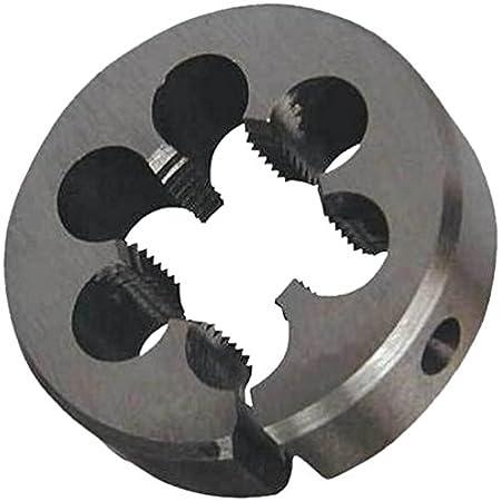 """TTC 3//4/""""-48 x 1-1//2/""""OD HSS RH Special Thread Round Split Adjustable Die"""
