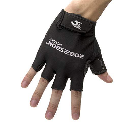 - Mbtaua Men New Gel Half Finger Bike Gloves Racing Gloves Cycling Gloves Driving Gloves