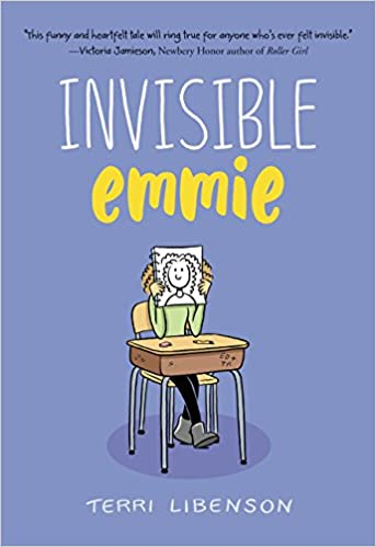 Image result for invisible emmie cover