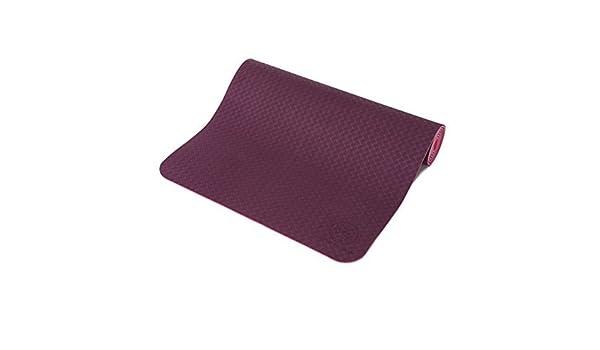 Lotus Design TPE 6 mm estera de Yoga ecológico Lilac-Pink ...
