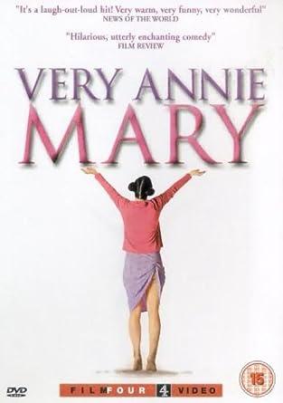 Very Annie Mary Dvd 2001 Amazon Co Uk Rachel Griffiths