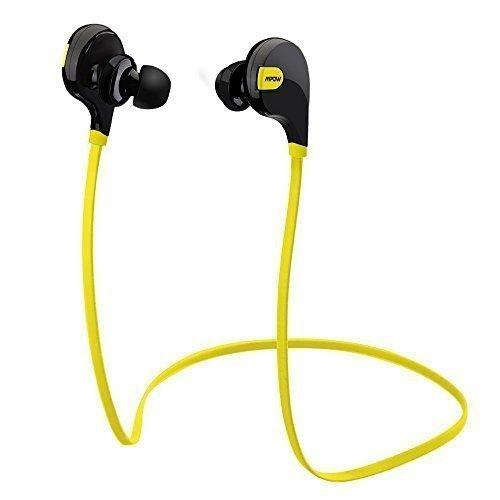 74 opinioni per Mpow Swift auricolari stereo wireless Bluetooth 4.0sport corsa cuffie con