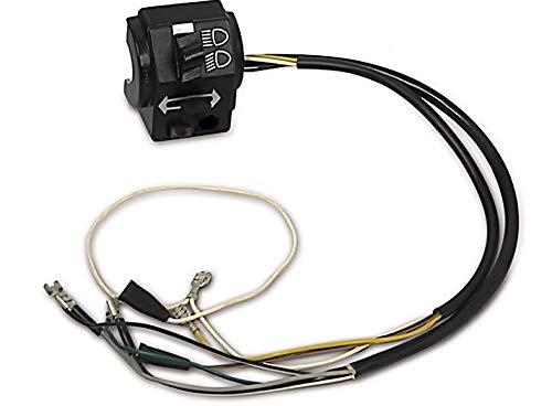 Schalterkombination mit Kabel passend f/ür Simson Enduro hoher Lenker 10-053//2