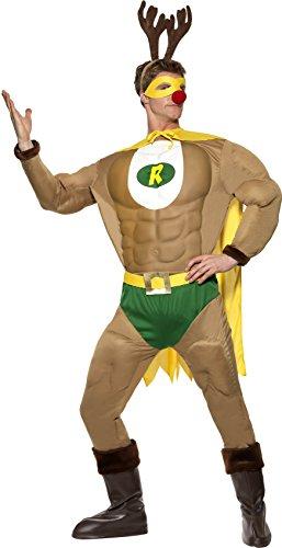 Super (Rudolph Reindeer Costume)