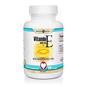 Vitamin E 400IU 120 softgels
