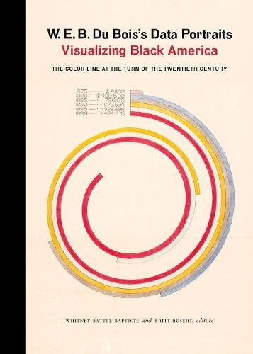 Books : W. E. B. Du Bois's Data Portraits: Visualizing Black America