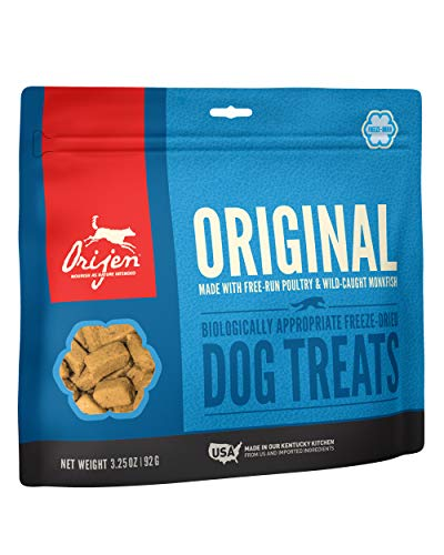 ORIJEN Freeze-Dried Dog Treats, Original,...