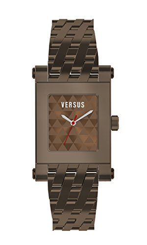 Versus-by-Versace-Mens-3C71700000-Pret-Rectangular-Bronze-IP-Stainless-Steel-Brown-Dial-Watch