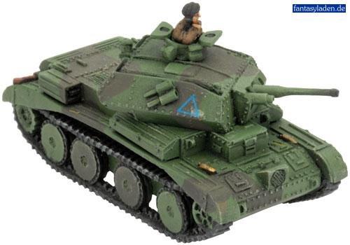 - Battlefront Miniatures British: A13 Cruiser MkIV