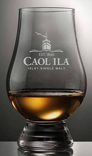 Caol Ila Logo Glencairn Scotch Whisky Tasting Glass ()