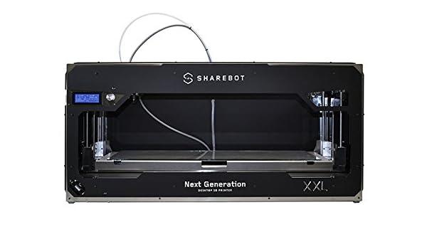 IMPRESORA 3D SHAREBOT NG XXL: Amazon.es: Industria, empresas y ciencia