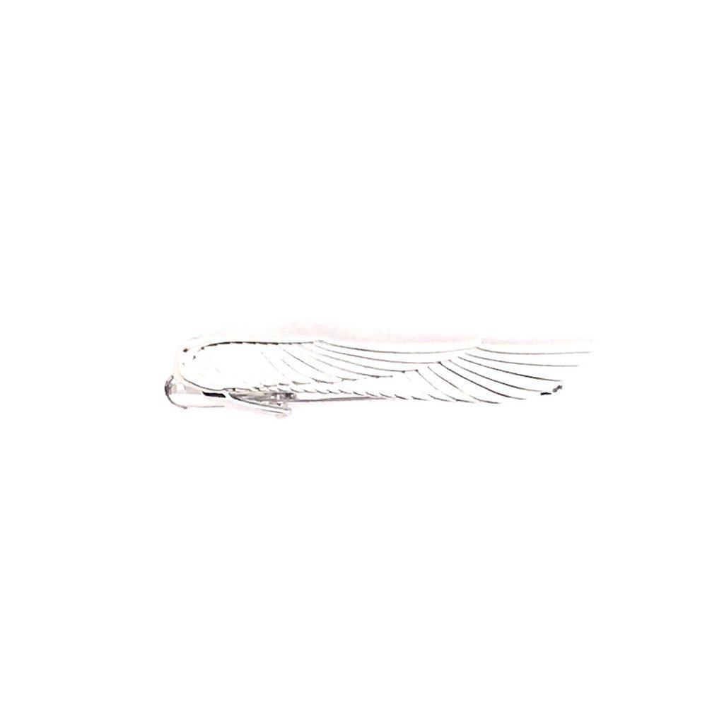 Angel Tiepin - silver - Business Wedding Gift Present Accessories for Men