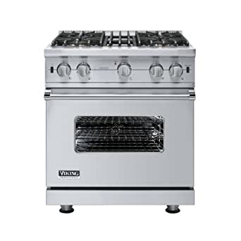 Viking VGCC5304BSS 30 Professional Custom Series Gas Range - Stainless Steel