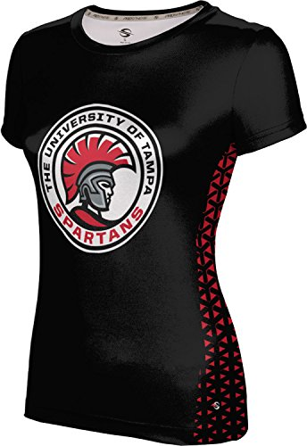 ProSphere Women's University of Tampa Geometric Tech Tee (Small) ()