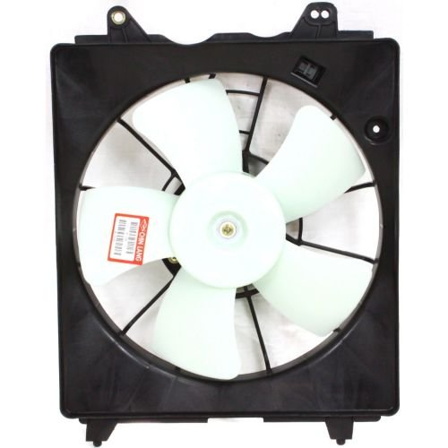 MAPM Premium CIVIC 06-11 RADIATOR FAN SHROUD ASSEMBLY, LH, Hybrid