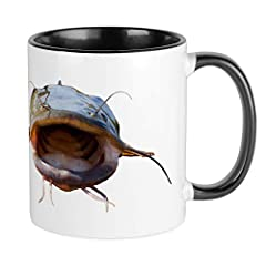 The smooth white ceramic and easy-grip handle feels great in your hand as you sip your morning brew or afternoon tea. Use it at home or in the office as a pen holder, displaying the funny or cute design. The design is professionally printed, ...