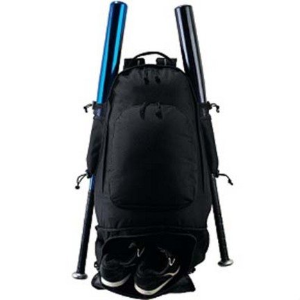 Expandable Bat Backpack from Augusta Sportswear (Expandable Bat)