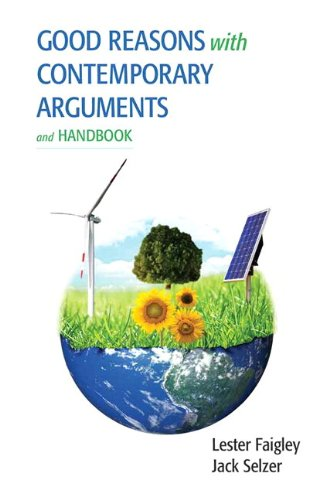 Good Reasons with Contemporary Arguments and Handbook with NEW MyCompLab -- Access Card Package