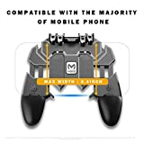 MEO Mobile Game Controller Compatible with PUBG