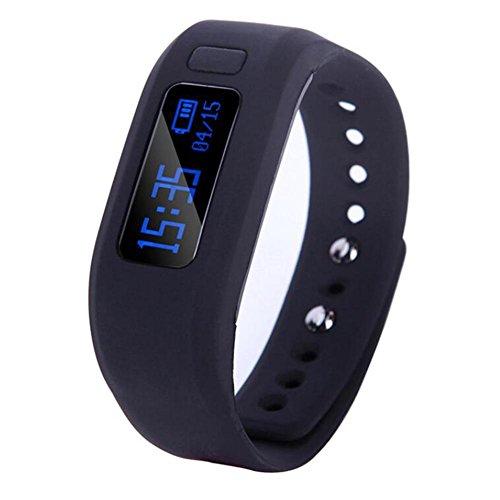 Hmhope Bluetooth Sport PodomèTre Smart Bracelet Vie ImperméAble Dormir Surveillance Alarme Horloge Calories Consommation Multifonction Pour Santé Produit