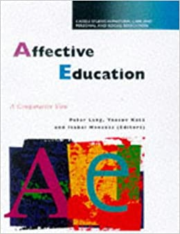 Book Affective Education in Europe: A Comparative View Personal and Social Education