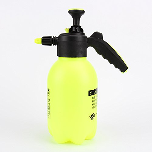 Aottop Multi-Purpose Hand Pump Sprayer - hand held garden sprays chemicals and pesticides 2-Liter (Weed Control Film)