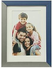 Porta-retratos Catavento 15x21cm C/ Pp 1 F 10x15 Kapos Colorido