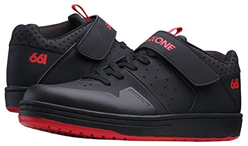 SIXSIXONE Filter SPD Chaussures, Black, 42/9