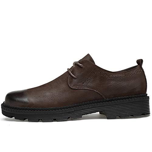 Men's Fashion e 2018 Formal casa convenzionale Cotton Low e camminare Per Outdoor Basse Stringate Soft compagnia optional Warm Scarpe Classic vivere Marrone Shoes in Top vfqwq0ntr