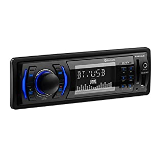 BOSS Audio 616UAB Single Din, Bluetooth, MP3/USB/SD AM/FM Car Stereo, Wireless Remote