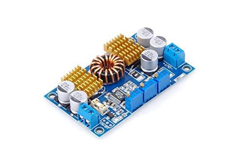 KNACRO LTC3780 Automatic Pressure Lifting Power,Constant Voltage Constant Current DC 5-32V 10A Max 30W Voltage stabilized, car, Solar Charging