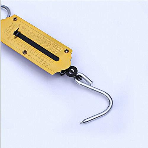 B/áscula de equilibrio con resorte para pescar objetos ligeros dorado Supertool