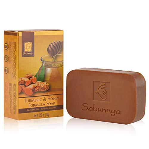SABUNNGA Turmeric Soap with