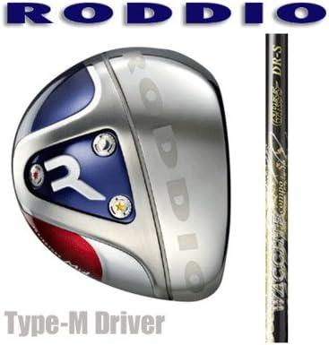 RODDIO ドライバー Type-M ワクチンコンポGR55 R 9°/シルバー(ノーマル)