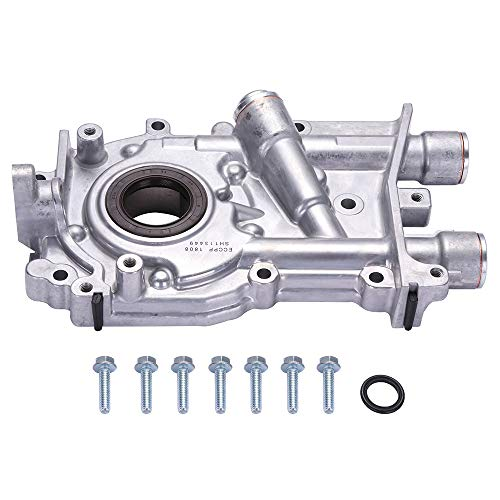 ECCPP Engine Oil Pump OP9002HP 15010-AA232 Fit for 1998-2011 Subaru Forester, 1993-2011 Subaru Impreza, 1995-2011 Subaru Legacy, 2000-2011 Subaru Outback