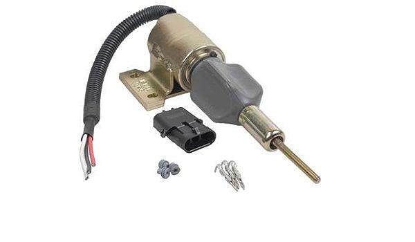 NEW Fuel Solenoid for Case International 87420952 J991167 J932529 3991167