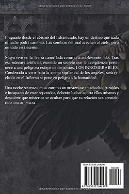 Mi dulce infierno: Novela de romance paranormal, juvenil y fantasía A partir de 16 años mínimo Trilogía de Ángeles y Demonios: Amazon.es: Medina, Begoña, Madera, RM, Martín Rivas, Juan Manuel: Libros