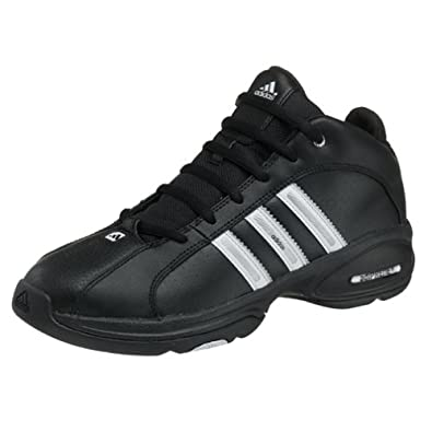 5009f892727f7 Adidas Men's Supercush Basketball Shoe, Black/Running WHT, 9 M: Buy ...