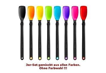 Multicolore Colori Assortiti Dream Farm Set Supoon Mini Set Cucchiaio da Cucina