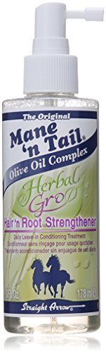 Mane Tail Herbal Gro Strengthener Ounce product image
