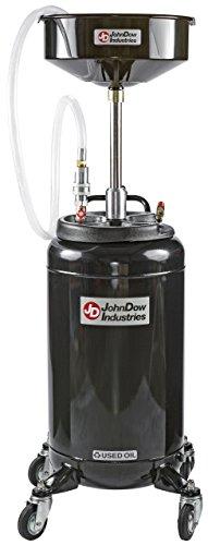 JohnDow Industries (25HDC Heavy Duty Self-Evacuating Oil Drain - 25 Gallon