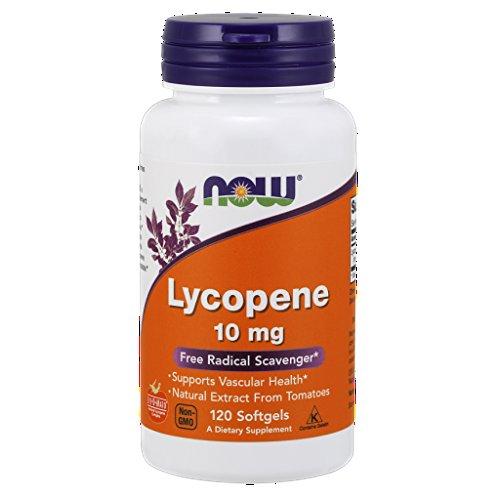 Now Foods Lycopene 10 mg - 120 Softgels ( Multi-Pack)
