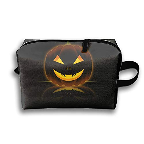 Beauty Cosmetic Bag Halloween Gif Brush Organizer Hanging Storage Bag
