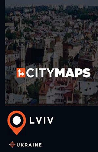 City Maps Lviv Ukraine