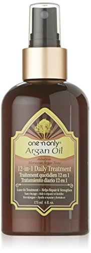 Price comparison product image one 'n only Argan Oil 12-in-1 Daily Treatment, 6 Ounce