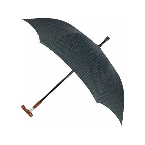 leighton-cane-umbrella-black-grey-stripe-one-size